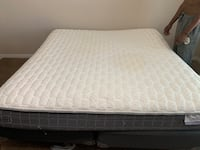 King size bed and bed frame Aurora, 80013