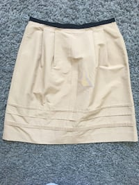 women's white and blue skirt Vancouver, V5N 4A1