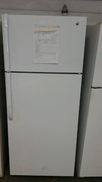 GE White Refrigerator Works Great  Fort Collins