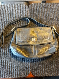 brown leather Coach crossbody bag Vacaville, 95688