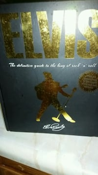 Elvis book of a his info Rutherford, 07070