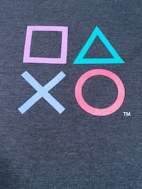 Sony Playstation  T Shirt 2019 Tour