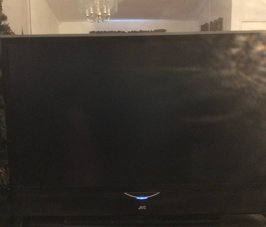 Photo 60 JVC BIG SCREEN TV ( Projection) used $60