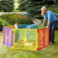North State Multi-Color Playard, 1211 mi
