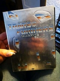 Transformers season 2 DVDs all their complete set like new