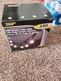 LED Patio lights set by Power Zone. Martinsburg, 25404