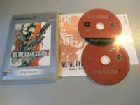 Metal Gear Solud 2 : Sons of Liberty Barcelona, 08014