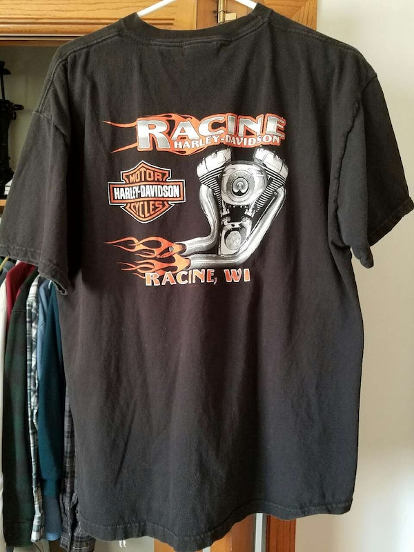 Used Racine Harley Davidson Clothing For Sale In Waterford Letgo