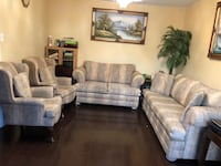 sofa couch set Mississauga, L5L 4K3