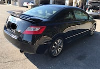 black Honda Civic coupe Frederick, 21701