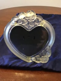 Heart Shaped Glass Picture Frame Port Richey, 34668
