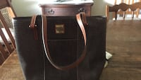Women's brown tote bag Ocala, 34471