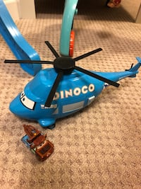 Dinnoco Helicopter & Mater Frederick, 21702