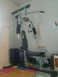 black and gray exercise equipment Mississauga, L5G 3X5