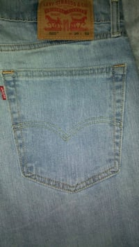 New Levi's 505 Jeans 36x32 Lincoln, 68503