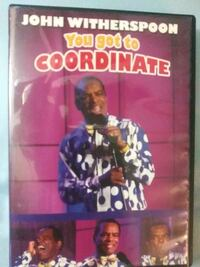 John Witherspoon You got to coordinate dvd
