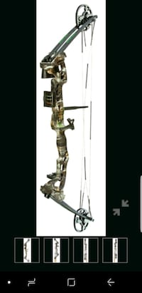 Barnett Youth Size Compound bow and Case Belleville, 62221