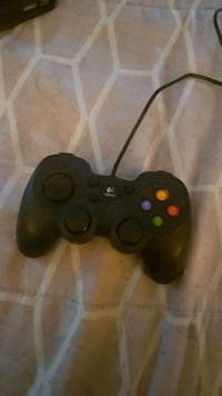 Logitech controller for Xbox.
