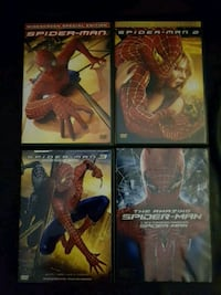 Spiderman DVD  Movies  Brampton, L6S 2L7