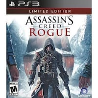 Assassınd creed rogue ps3 Etimesgut, 06820