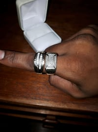 Mens Gold Rings for Sale (Combo Deal!!) Waterloo