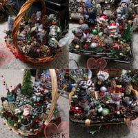 Christmas baskets Calgary, T3E 6W2