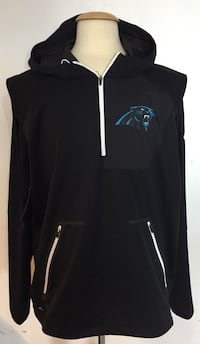 Carolina Panthers Nike Vapor Jacket