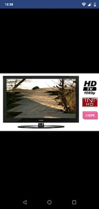 Samsung 37 inches tv full hd with hdmi and usb  an 6633 km