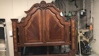 Solid wood headboard  Clarksburg, 20871