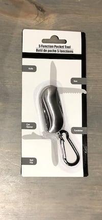 Brand New 5 Function Pocket Tool