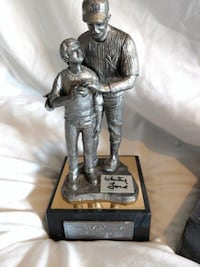 WHITEY FORD PEWTER SCULPTURE Durango