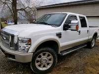 2008 Ford F-250 Super Duty XLT 4x4 SuperCab 142 in Southington