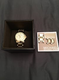 Gold Michael Kors Watch Brampton, L6V 4B2