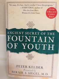 ANCIENT SECRET of The FOUNTAIN of YOUTH Book - Suc Las Vegas, 89119