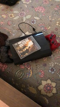 Playstation 3 console/ The Last of Us and 2 controllers McKinney, 75070