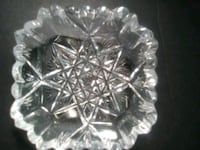 Crystal Ashtray Calgary, T2A 1L3