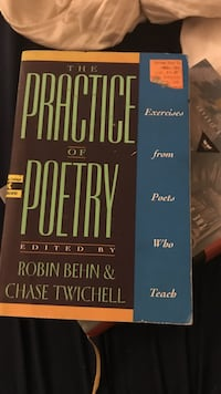 the Practice of Poetry book