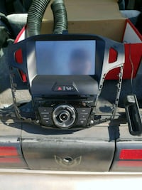 2012-2014 ford focus stereo and back up camera  Los Angeles, 91331