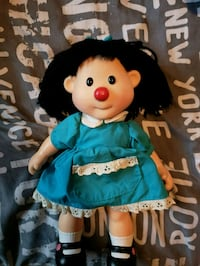 1996 comfy couch Molly doll Port Colborne, L3K 5X1