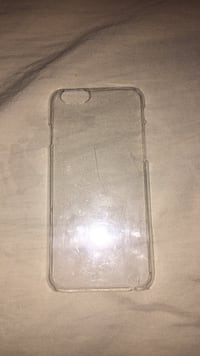 Clear iphone 6s case Woodbury, 08096