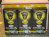 Schick Hydro 5 Sense (Handle + 2 Cartridges)-$7 Ea Hyde Park, 12538