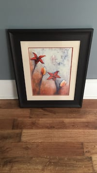 """Painting with frame (25"""" h x 21"""" w) Fonthill, L0S"""