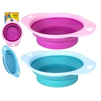 Collapsible Dog Bowls Diggle, OL3 5PJ