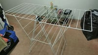 white metal clothes rack Vancouver, V5R