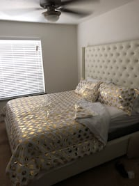 King bed and king mattress  Houston, 77042