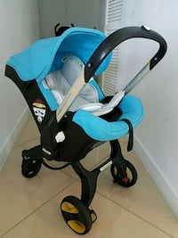 Doona stroller with accessories and base Miami, 33130