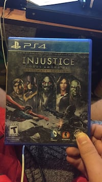 Injustice Ultimate edition Evansville, 82636