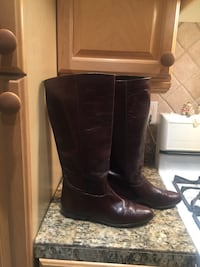 Beatiful 9 west boots size 8.5