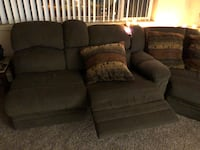 Sectional couch Aurora, 80010