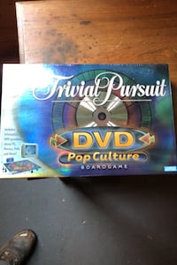 Trivial pursuit dvd boardgame